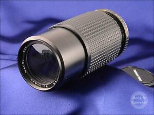 Contax-Yashica-Mount-Bell-amp-Howell-Macro-Zoom-1-4-4-80-205mm-f4-5-EXC-9322