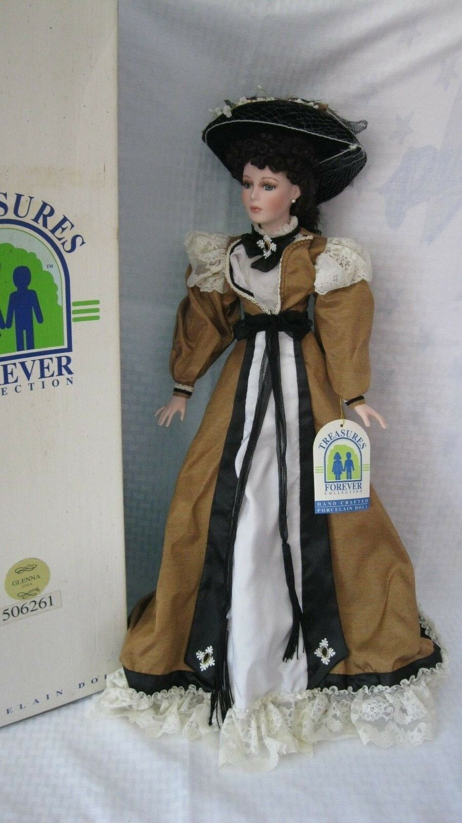 Treasures Forever Collection  Glenna  Doll 26