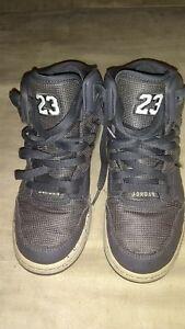 a9682701ff Nike Air Jordan 1 Flight 4 Prem Basketball Shoes Boy's Girl's Youth ...