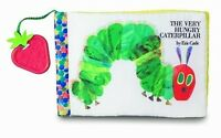 The Very Hungry Caterpillar By Eric Carle Soft Book,