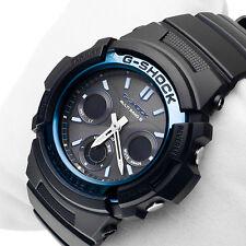 Casio G-SHOCK Men's AWGM100A-1A Solar Atomic Digital Sports Watch Free Shipping