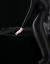 Lady 2 Fermeture Éclair Brillant Lycra Justaucorps Combinaison Moulante plein pied élasthanne Body Costumes