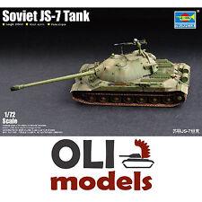 1/72 Soviet Object 260 JS-7 / IS-7 Heavy Tank 1948 - Trumpeter 07136