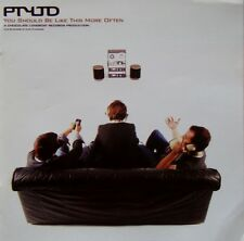 PTYLTD - YOU SHOULD BE LIKE THIS MORE OFTEN CD