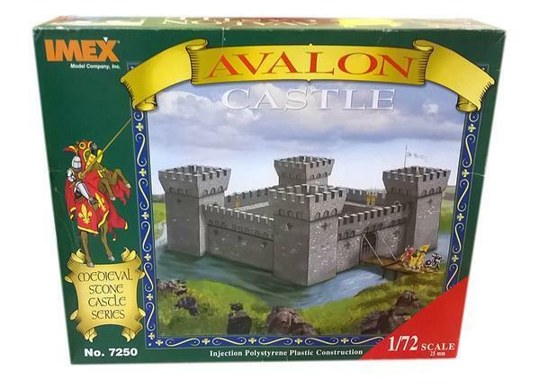 Imex - Avalon Castle - 1 72
