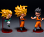 thumbnail 3 - 6pcs-Dragon-Ball-Z-Super-Saiyan-Goku-Goham-Buu-Boo-WCF-Figure-9-11cm