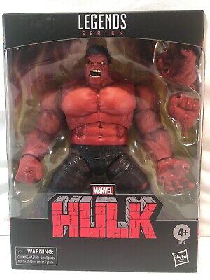 Target Exclusive Marvel Legends Red Hulk VHTF