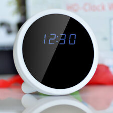 Wifi Spy Alarm Clock 1080P HD Cam Motion Detect DVR Hidden Digital Video Camera