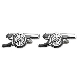 cd09c0c1ff8f Image is loading Arsenal-FC-Official-Football-Gift-Chrome-Executive- Cufflinks