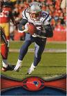 2012 Topps Brandon Lloyd New England Patriots #17 Football Card