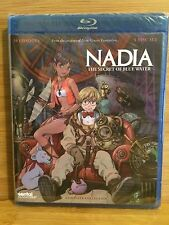 Nadia: The Secret of Blue Water - Complete Collection (Blu-ray, 5-Disc) NEW