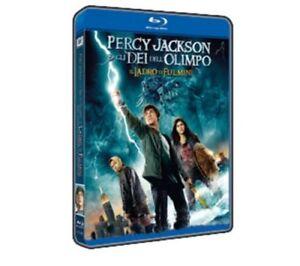 Percy-jackson-e-gli-dei-dell-039-olimpo-Il-Ladro-di-Fulmini-Blu-Ray-Dvd-Nuovo