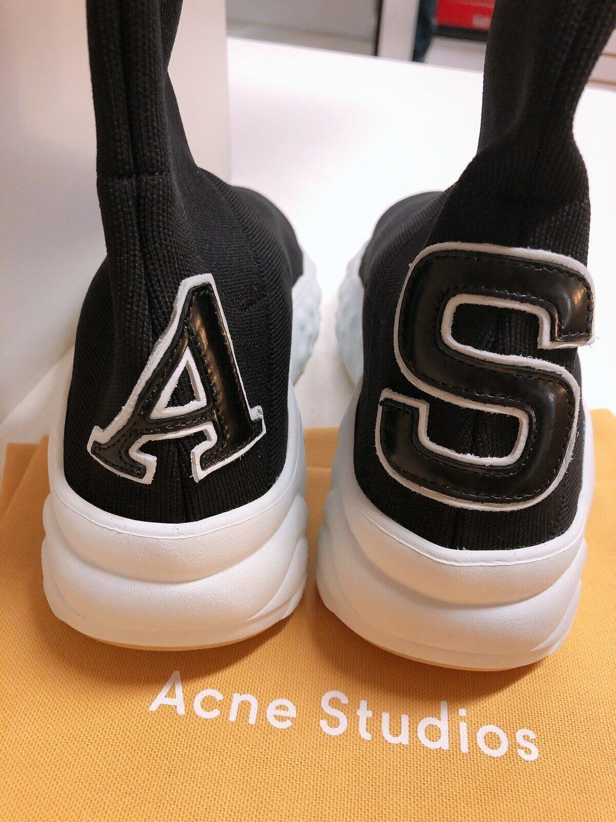 New Acne studios socks sneakers size 7