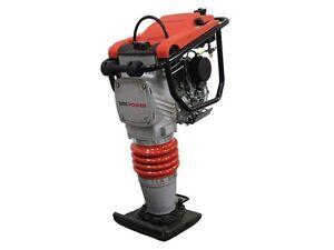 2016-SitePower-SPHCR70-Jumping-Jack-Vibratory-Compactor-Tamper-Subaru-ER12-New