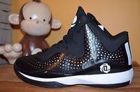 NEW ADIDAS D ROSE 773 III Basketball Shoes SZ 11.5 Black/White C75721 Derrick 3