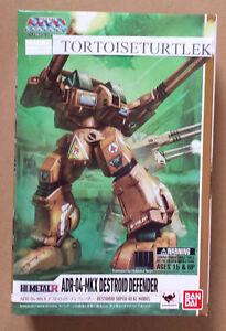 Bandai-HI-METAl-R-Macross-ADR-04-MKX-Destroid-Defender-Action-Figure