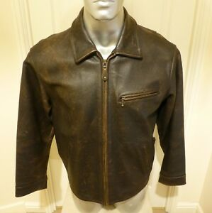Medium Jacket Bauer Leather Skyfall Style Patina Eddie Ladies Amazing EqI7dSIwP