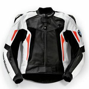 BMW Motorbike//Motorcycle Leather Jacket MOTOGP Mens Racing Biker Leather Jackets