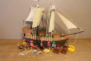 Playmobil Grand Bateau Pirates 3550
