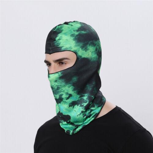 Ski Mask Motorcycle Cycling Balaclava Full Face Mask Biker Neck Scarf Windproof