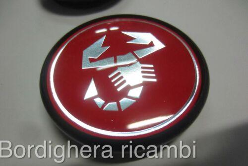 FIAT 124 UNO TURBO autobianchi a112 112 RITMO ABARTH wheel center cap coprimozzo