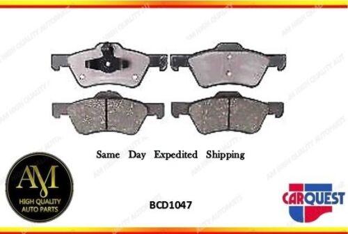Tribute *CarQuest Ceramic Disc Brake Pad BCD1047 For Escape Mariner