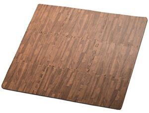 Hemingweigh Wood Grain Print Foam Anti