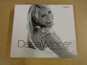 3-CD BOX / DANA WINNER - PLATINIUM COLLECTION
