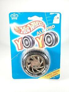 Hot-Wheels-All-Pro-Yo-Yo-Vintage-1990-Imperial-Toy-NEW-NOC
