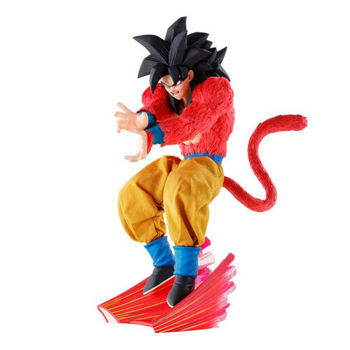 DRAGON BALL GT - D.O.D Over Drive Goku súper Saiyan 4 Figura Megahouse