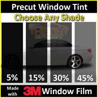 Fits 2011-2015 Kia Optima (visor Only) Precut Window Tint - 3m Window Film