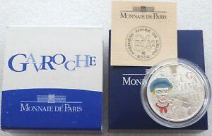 2002-France-les-Miserables-Victor-Hugo-1-5-Euro-Argent-Reproduction