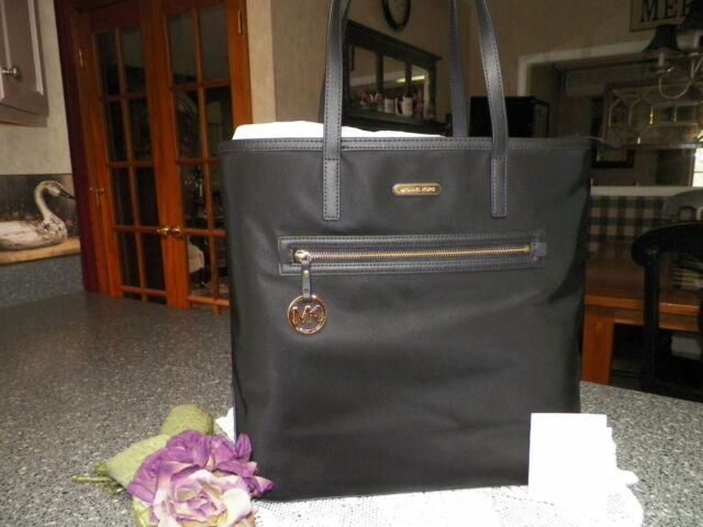 a882e14946c3 Michael Kors Kempton Large Nylon Tote Shoulder Bag 38s7xkpt3c for ...