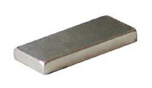 SUPER STRONG RARE EARTH MAGNET NEODYMIUM RECTANGULAR GOLD AND SILVER TESTER