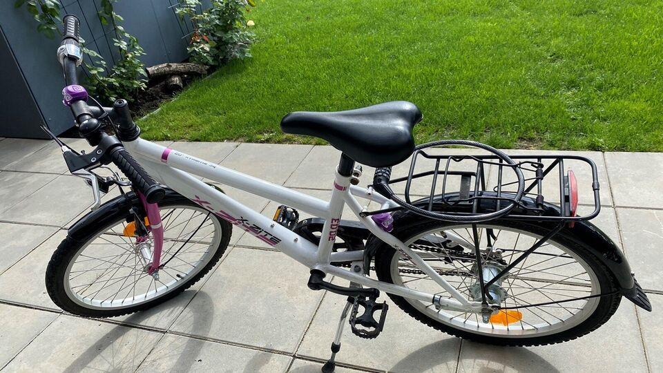 Pigecykel, shopper, 20 tommer hjul