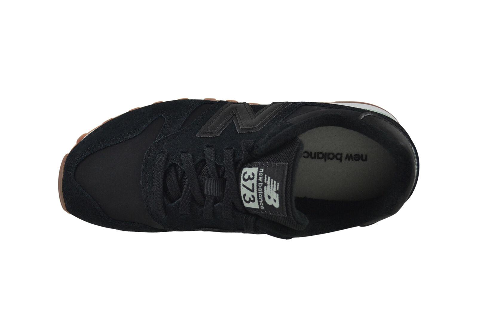 New Balance Sneaker WL373 KMS schwarz Schuhe Sneaker Balance schwarz 8c4aea
