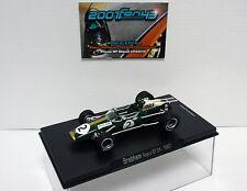 BRABHAM REPCO BT24 #2 HULME F1 CHAMPIONSHIP WINNER 1967 1/43 RBA