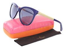 9733454684 Kate Spade KS Jizelle Sunglasses 0gf5 Blue Pattern Blue 100 Authentic