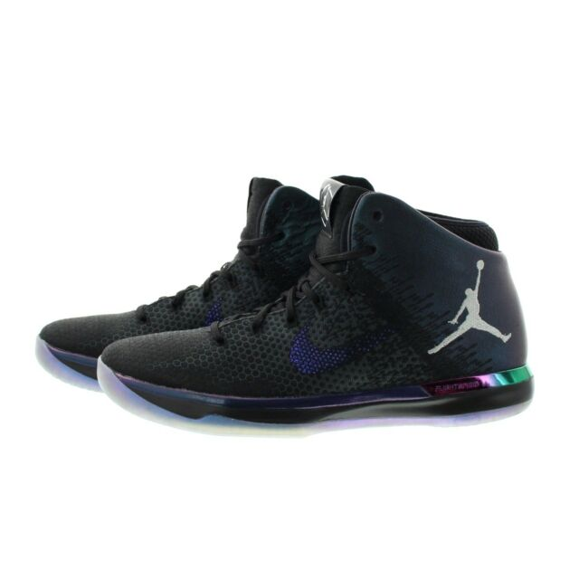 a5637f59bbc25 Nike 905847 004 Mens Air Jordan 31 All Star ASW Leather Basketball Shoe  Sneakers