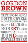 Courage: Eight Portraits by Gordon Brown (Paperback, 2008)