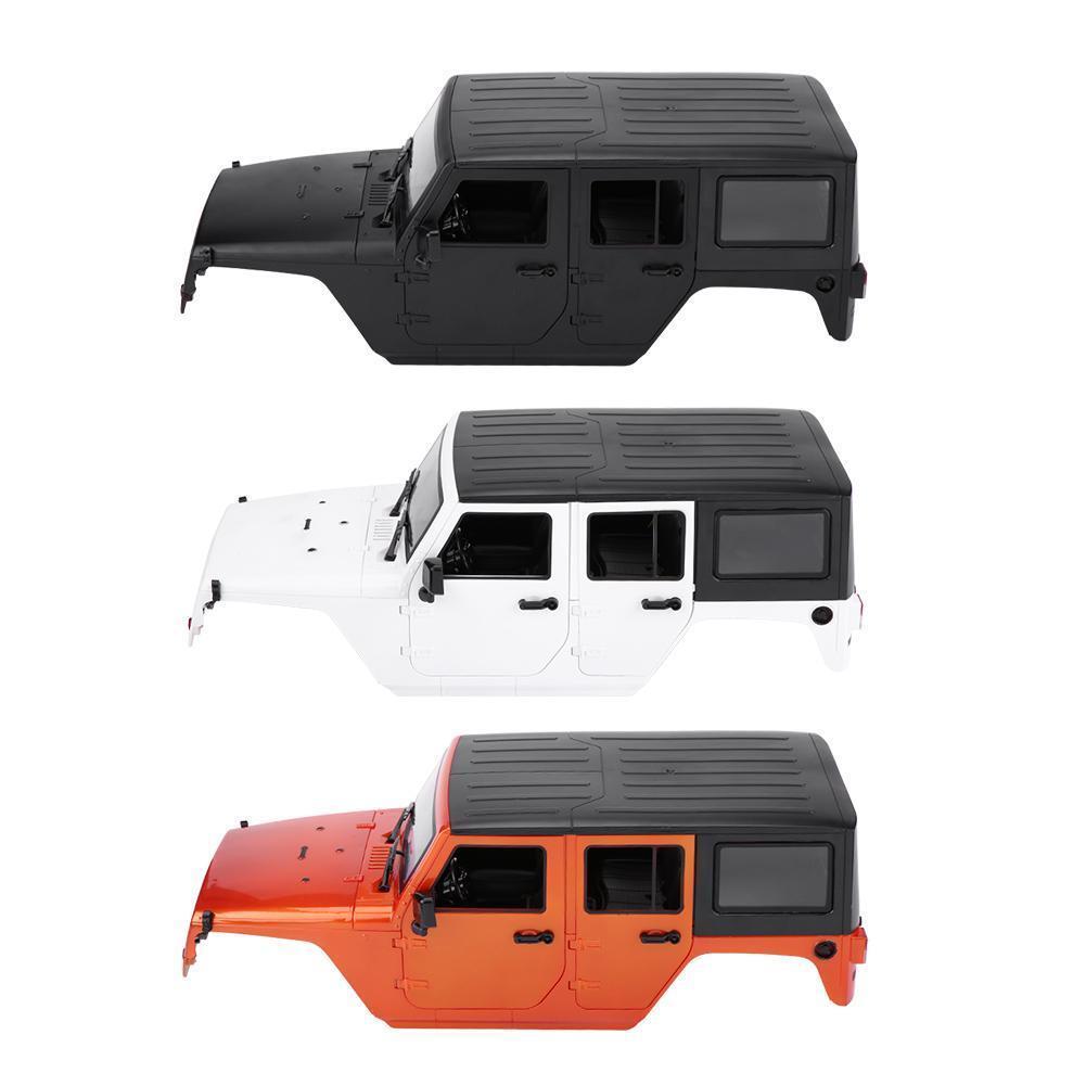 Jeep Wrangler Crawler  corpo Shell For RC Axial SCX10 1 10 auto Vehicle modello Parts  grandi offerte