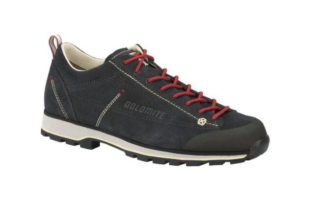 Schuhe DOLOMITE vierundfünfzig LOW Blue Cord