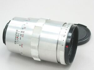 Carl Zeiss Jena Sonnar 135mm f/4 Lens for Exakta 283