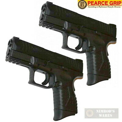 TWO Pearce Grip PG-XDM Springfield XDM Compact Ser  Grip Extensions FAST  SHIP 605849140117 | eBay