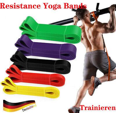 GYMTRIC Resistance Bands Gummibänder Widerstandsbänder Gymnastikband Fitnessband