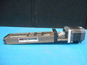 Thk Lm Guide Actuator Kr Thk Kr33 With Vexta Stepping