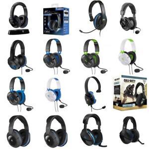 Playstation-PS4-Turtle-Beach-Headset-Ear-Force-Edition-Zustand-auswaehlbar