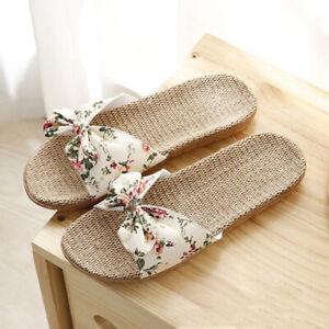 Slippers Women Summer Bow Summer