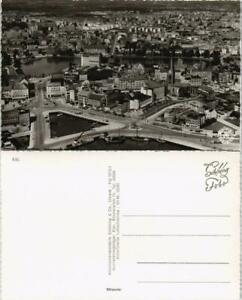 Ansichtskarte Kiel Luftbild 1962