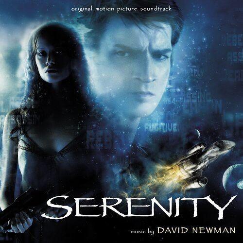1 of 1 - David Newman - Serenity (Score) (Original Soundtrack) [New CD]
